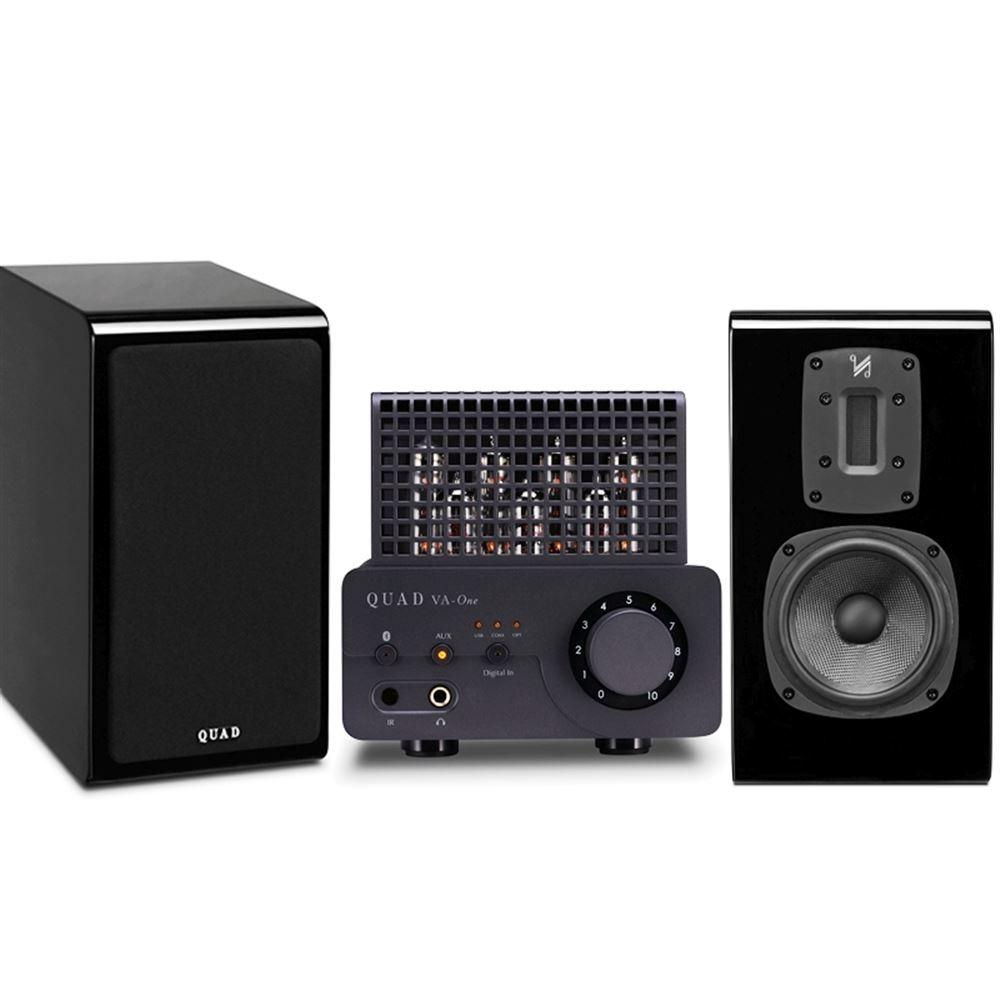 Quad VA-One Valve HiFi with S2 Speakers