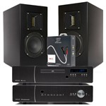 Roksan K3 CD and Amplifier with TR5 Speakers