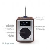 Ruark Audio R1 Mk3 DAB / FM Radio with Bluetooth (Colour Options)