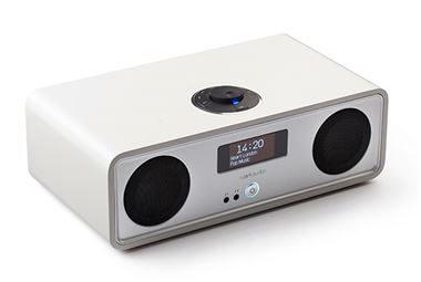Ruark Audio R4 Mk3 Integrated Music System with CD / FM / DAB / Bluetooth (Colour Options)