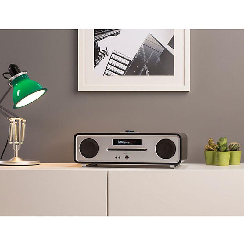 ruark r4 mk3 integrated music system with cd fm dab bluetooth. Black Bedroom Furniture Sets. Home Design Ideas