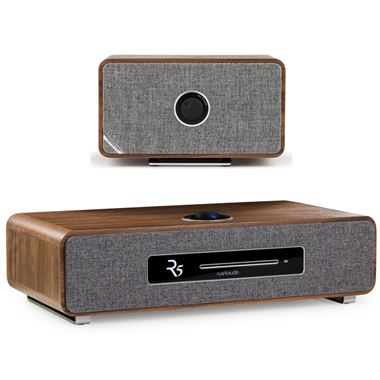 Ruark R5 Network Music System Bundle with MRX Extra Room Speaker