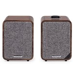 Ruark MR1 Mk2 Active Bluetooth Speakers in Walnut