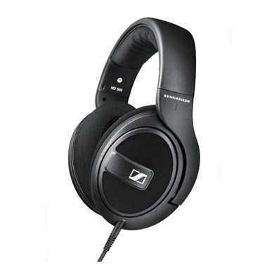 Sennheiser HD 569 Closed Back Over Ear HiFi Headphones