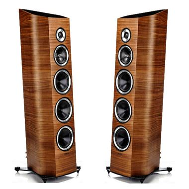 Ex Display Sonus Faber Venere S Signature Loudspeakers in Walnut