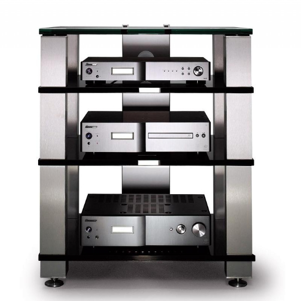 spectral he series hifi stands vickers hifi. Black Bedroom Furniture Sets. Home Design Ideas