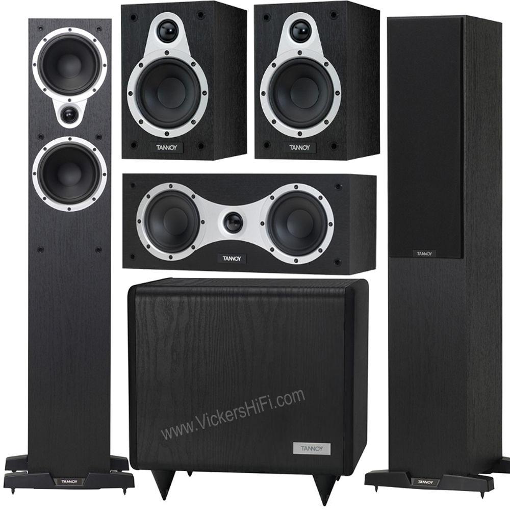 tannoy eclipse three speakers