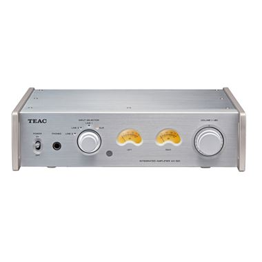 TEAC AX501 Integrated Amplifier in Silver