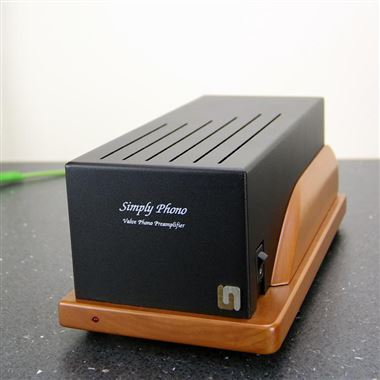 Unison Research Simply Phono Pure Class A Valve Phono Stage