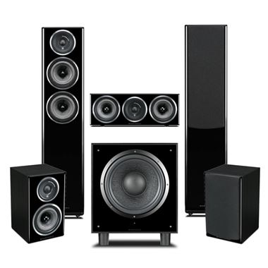 Wharfedale Diamond 11.3 AV 5.1 Cinema Speaker Package