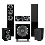 Wharfedale Diamond 113 AV 51 Cinema Speaker