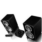 Wharfedale Diamond A1 speakers plus H1