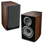 Wharfedale Diamond 112 Bookshelf Speakers Walnut