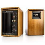 Ex Display AudioEngine A5+ Active Speakers in Bamboo