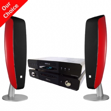 Roksan Caspian M2 CD and Amplifier with Dali Fazon F5 speakers
