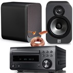 Denon DM41DAB with QAcoustics 3020