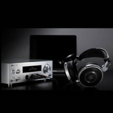 Pioneer SE-Master1 Headphones with U-05 DAC Amp and XLR Cable