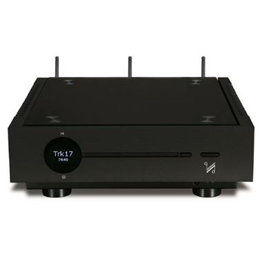 Quad Artera Solus Play 75w one-box Wi-Fi Streaming Amplifier with CD, Just add Speakers