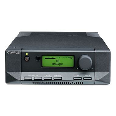 Ex Display Cyrus 82 DAC Digital Integrated Amplifier