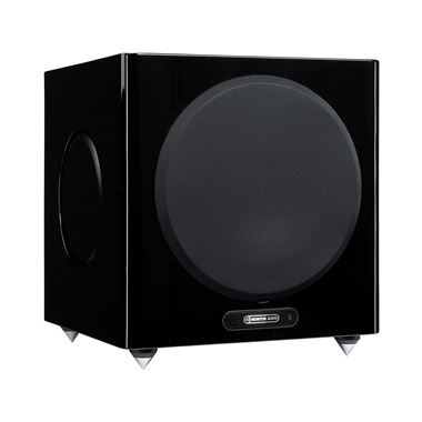 Ex Display Monitor Audio Gold 5G W12 600w Active Subwoofer with APC Room Correction