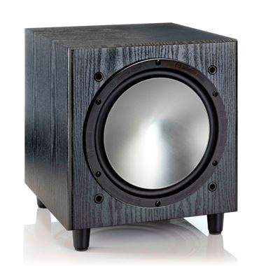 Ex Display Monitor Audio Bronze W10 Subwoofer in Black