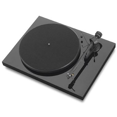 Ex Display Pro-Ject Debut S/E3 HiFi Turntable inc. Cartridge and Lid